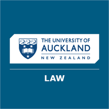Law, The University of Auckland logo