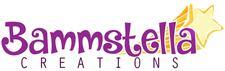 Bammstella Creations  logo