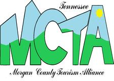 Morgan County Tourism Alliance (MCTA) logo