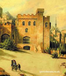 Gwrych Castle Preservation Trust logo
