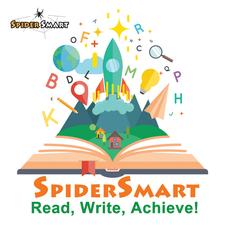 SpiderSmart Learning Center logo