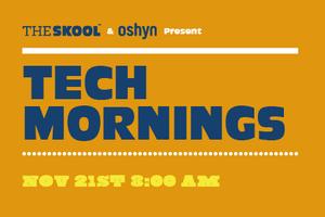 Tech Mornings: Ubiquitous Design