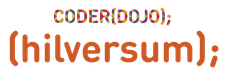 Coderdojo Hilversum logo