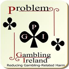 Problem Gambling Ireland logo