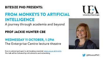 From Monkeys to Artificial Intelligence: A Journey...