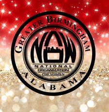 Greater Birmingham National Organization for Women logo