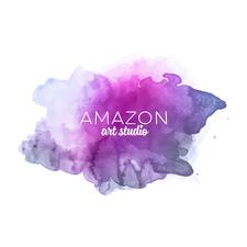 Amazon Art Studio logo
