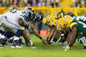 Packers vs Seahawks Charter Bus