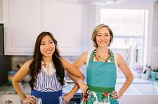 Sally Twellman and Serena Chang - Driven Dietitians logo