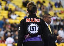 Margot Ciccarelli (Mars) logo