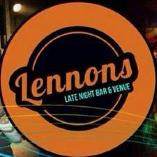 Lennons Bar & Venue logo