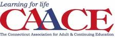 Connecticut Association for Adult and Continuing Education logo
