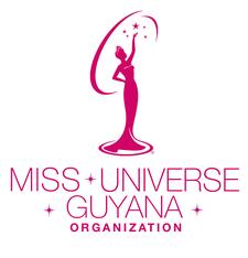 Miss Universe Guyana logo