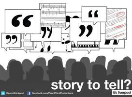 """Story To Tell?"" The Lantern Theatre Sunday 1st July 2012..."