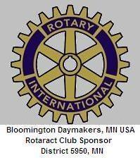 Healing Minnesota Stories &  Rotary logo