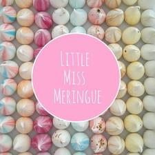 Little Miss Meringue  logo