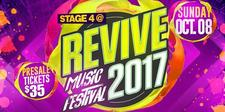 Revive Music festival logo