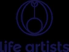 Life Artists - by Barbara Droubay logo