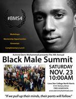 """Smart'n Up""...Black Male Summit"