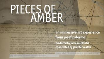 PIECES OF AMBER: an immersive art experience from...