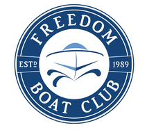 Freedom Boat Club of Maryland and DC logo