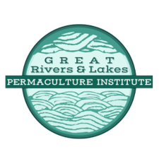 Great Rivers & Lakes Permaculture Institute & the Cincinnati Permaculture Institute logo