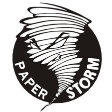 Paper Storm  logo