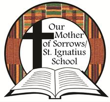 Our Mother of Sorrows/ St. Ignatius School, An Independence Mission School logo