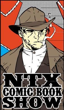 North Texas Comic Book Show logo