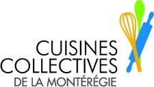 Les Cuisines collectives de la Montérégie logo