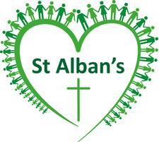 St. Alban's Church Gossops Green logo
