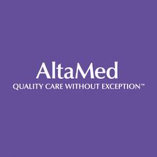 AltaMed Medical and Dental Group South Gate logo
