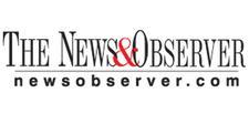 Raleigh News & Observer logo