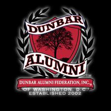 The Dunbar Alumni Federation of Washington, DC, Inc. logo
