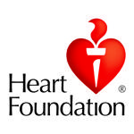 Heart Foundation Queensland logo