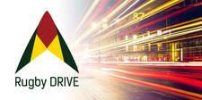 Rugby DRIVE logo