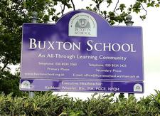 Buxton School - Extended & Community Services logo