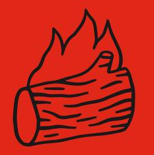 Woodburner logo