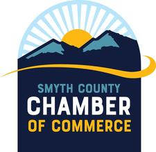 The Chamber of Commerce of Smyth County logo