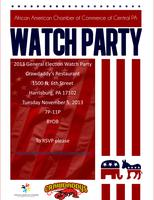 Watch Party: Election 2013