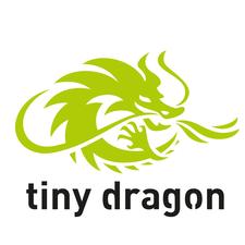 tiny dragon logo