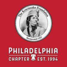 The Kosciuszko Foundation, Philadelphia Chapter logo