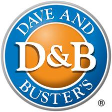 Dave and Busters - Irvine logo