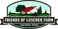 Friends of Luscher Farm  logo