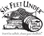 Six Feet Under Beer Dinner with Monday Night Brews