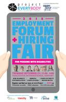 PEBemployment: Inclusive Hiring Fair for Persons with Disabilities