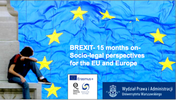 'BREXIT' 15 months on – socio-legal perspectives for the EU & Europe