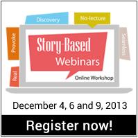 Story-Based Webinar Design and Delivery Workshop
