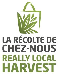 La Récolte de Chez Nous - Really Local Harvest logo