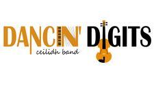 Dancin' Digits Ceilidh Band logo